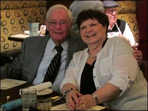 Suzie Stapleton and John Keil.