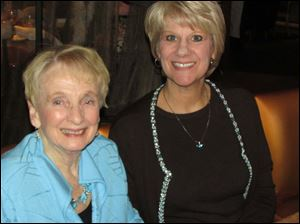 Betty Sherman and Cherie Sears.