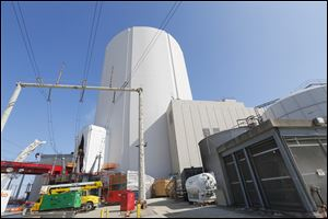 Akron-based FirstEnergy Corp. still is months away from knowing if it will get the 20-year extension it wants for its Davis-Besse nuclear power plant in Ottawa County. But the Nuclear Regulatory Commission's lengthy review of the utility's 1,810-page application, submitted by FirstEnergy in 2010, reaches a new milestone next week.