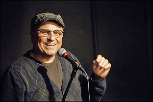 Bobcat Goldthwait will perform this weekend Laffs Inc., located at the former Club Soda on Secor Road.