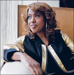 Jennifer Holliday is best known for her Tony Award-winning performance as Effie in the original Broadway production of 'Dreamgirls.'