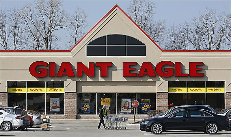 Giant Eagle is an American supermarket chain with stores in Pennsylvania, Ohio, West Virginia, Indiana, and Maryland. The company was founded in in Pittsburgh, Pennsylvania, and .