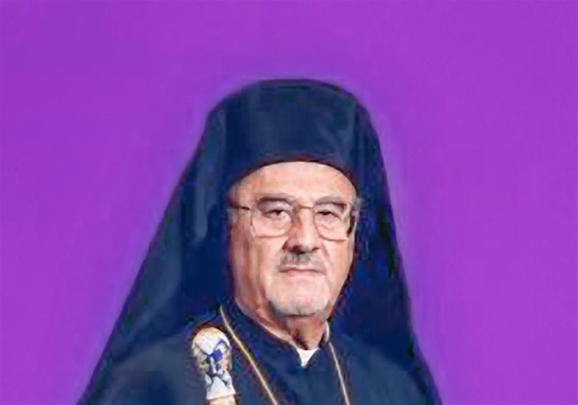 Metropolitan Philip Saliba
