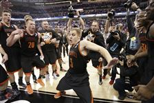 APTOPIX-NCAA-Mercer-Duke-Basketball