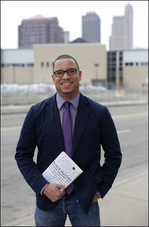 Ravi Perry,  a former Toledoan who is now an assistant professor at Mississippi State University, focused his new book, 'Black Mayors, White Majorities,' on the first black mayors of Toledo and Dayton.