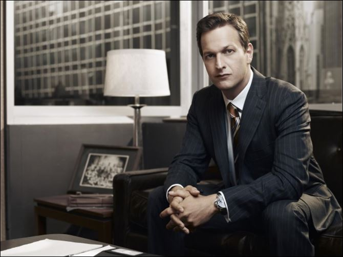 Josh Charles portrayed attorney Will Gardner on the CBS  Josh Charles portrayed attorney Will Gardner on the CBS drama 'The Good Wife.'