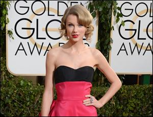 A Los Angeles judge granted Taylor Swift a three-year restraining order on Tuesday aga