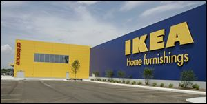IKEA operates over 350 IKEA stores in 44 countries, including 38 in the United States. The closest store to Toledo is in Canton, Mich., west of Detroit.
