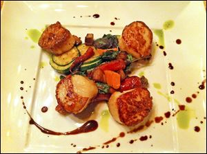 Father Johns Scallops