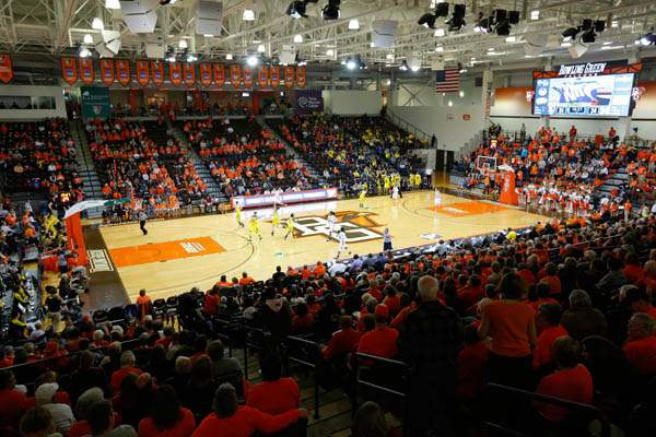 BGSU-UM-women-Stroh-Center