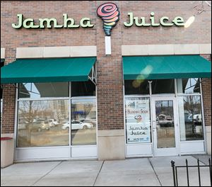 A second Jamba Juice store will open at Westgate Village Shopping Center and offer an expanded line of juices and food items.