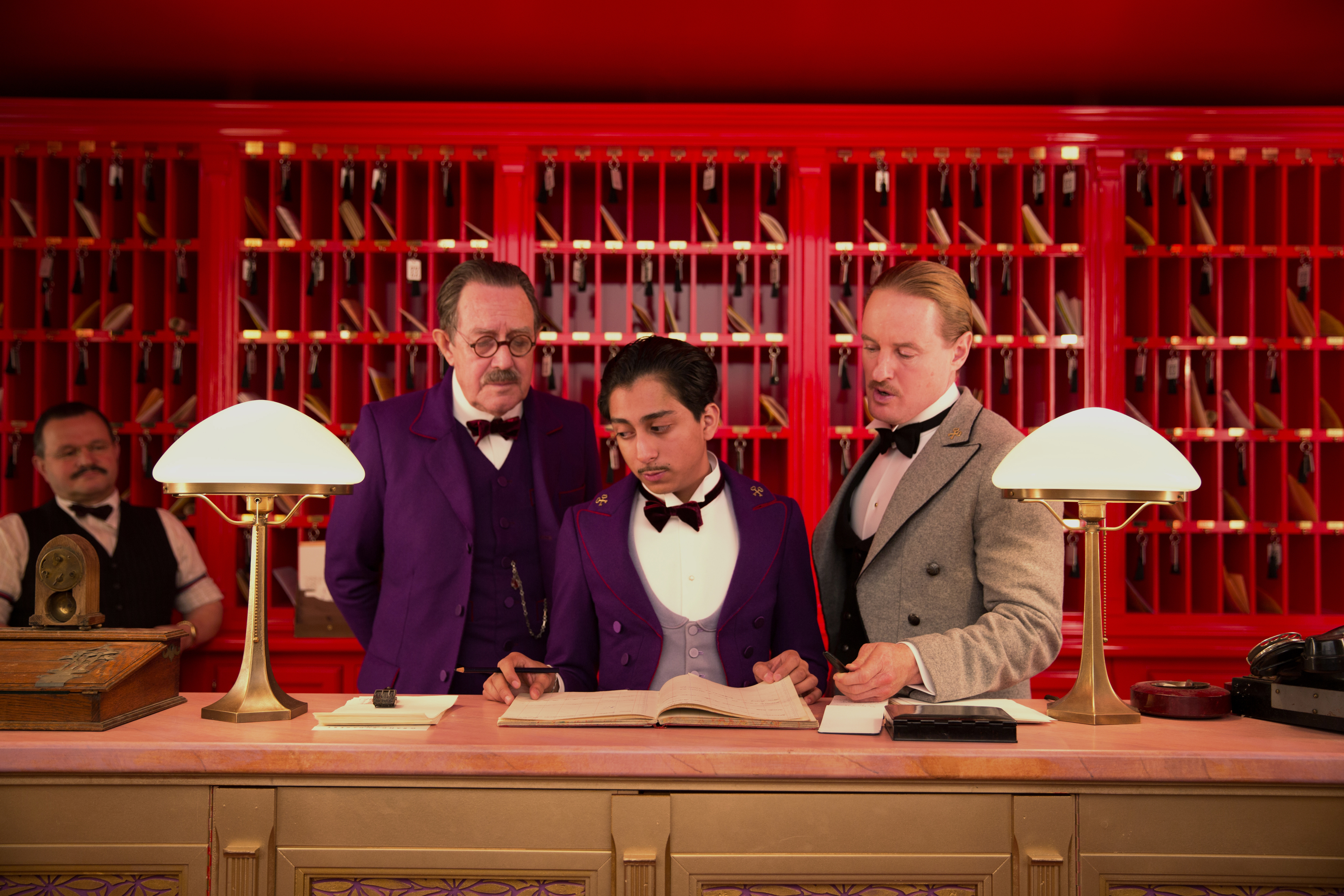The Grand Budapest Hotel Movie Review