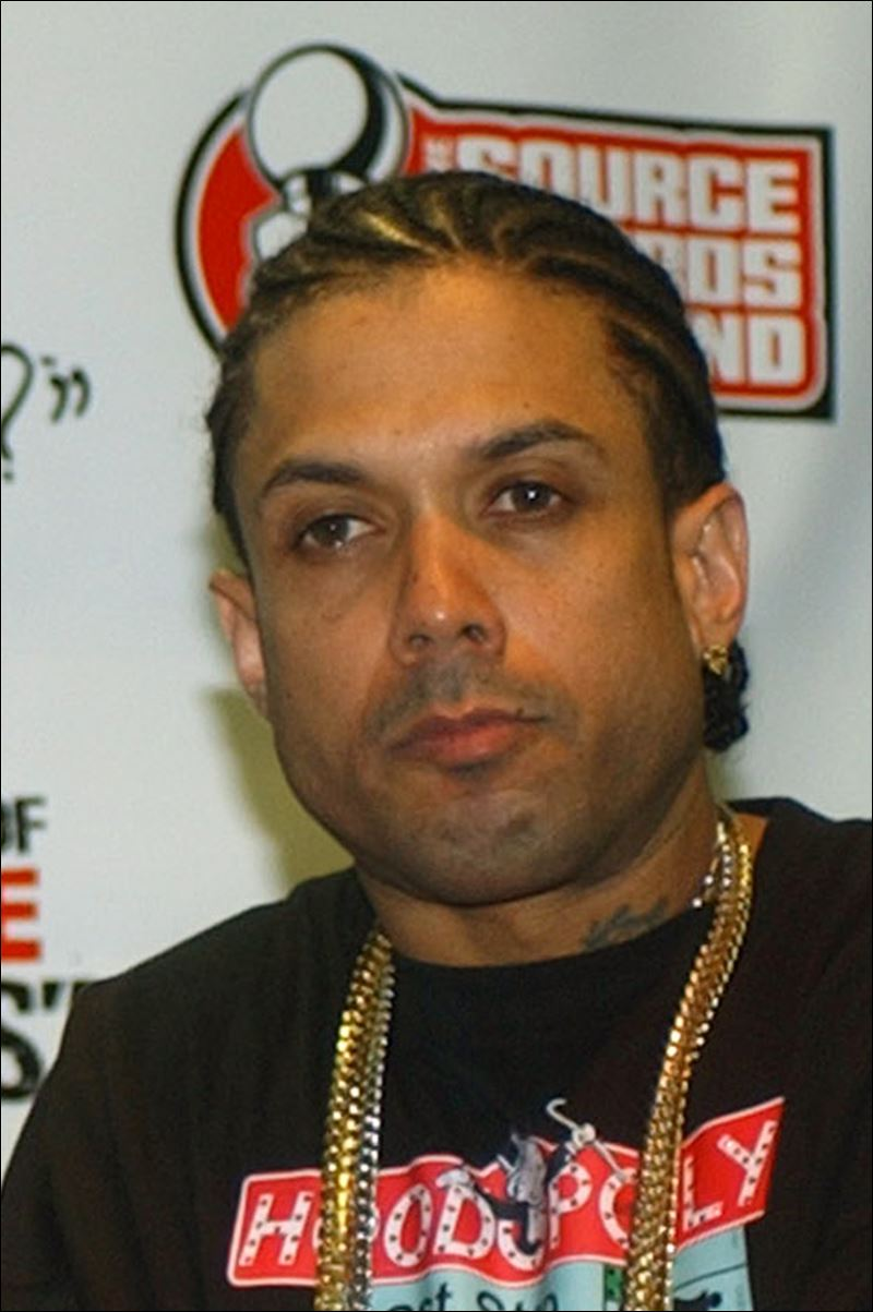 ray benzino height
