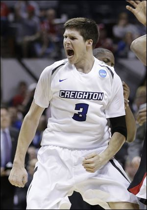 Creighton's Doug McDermott is just the 11th player in NCAA history to be a three-time All-America selection.