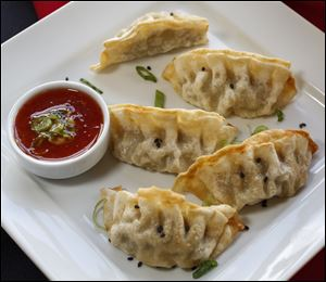 Asian Pot Stickers