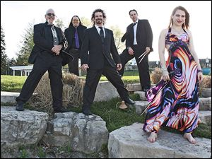 The high-energy cover band Remedy Detroit will play Saturday at Clamdigger Lounge in Monroe.