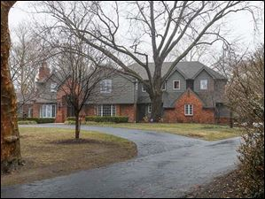 The house at 2331 Underhill Road, Ottawa Hills.