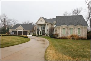 In Sylvania Township, a house at 5005 Highpoint Drive is listed for $1.295 million. It was built in 2004, according to the county auditor's office. Taxes are $22,436 a year.