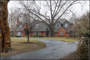 The house at 2331 Underhill Road in Ottawa Hills sold in December for $915,000. The Lucas County Auditor's Office lists it as a 5-bedroom, 7.5-bathroom home built in 1948. Annual real estate taxes on the property are more than $25,000.