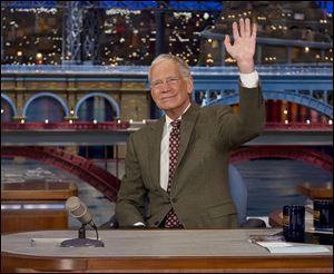 David Letterman, who turns 67 next week, has the longest tenure of any late-night talk show host in U.S. television history, already marking 32 years since he created 'Late Night' at NBC in 1982.