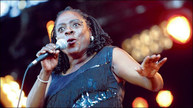 Sharon Jones is back on tour after a bout with pancreatic cancer.