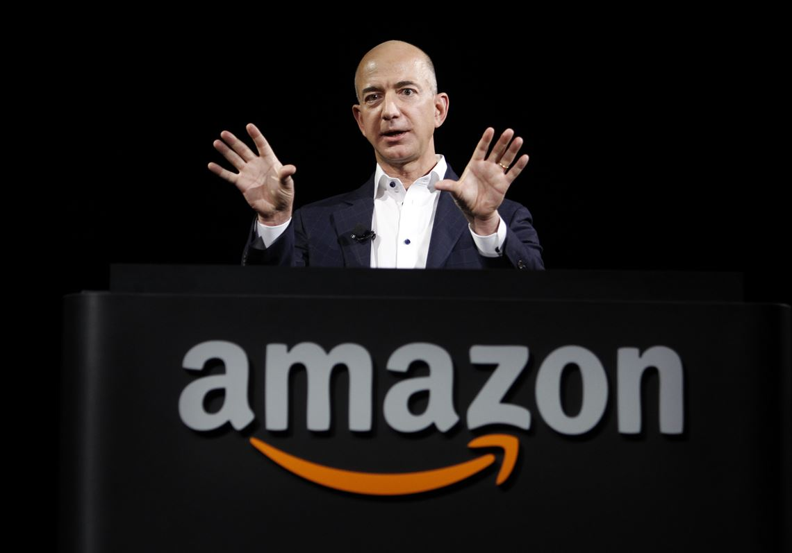 Amazon Keeps Pay Of Ceo Jeff Bezos At 1 68m Which Includes