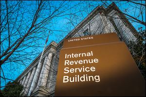 The Internal Revenue Service Building