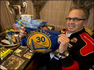 Robert Hoffman, of Castro Valley, Calif., has won numerous prizes over the years from entering more than 400,000 sweepstakes.