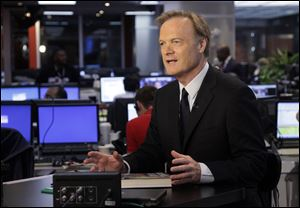 Lawrence O'Donnell, political analyst for the cable news channel MSNBC, was injured with his brother Michael in a taxi accident on Saturday, while vacationing out of the country. The network did not specify where.