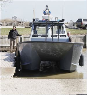 The U.S. Coast Guard, which had boats docked Thursday at Wild Wings Marina & RV Park in Oak Harbor, took part in the search along with other agencies.