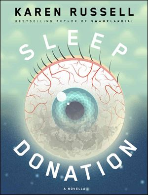 'Sleep Donation: A Novella' by Karen Russell (Atavist Books; 110 pages; $3.99 digital download)