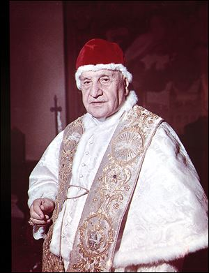 Pope John XXIII initiated the Second Vatican Council, which ushered in the most sweeping church reforms in centuries, and issued landmark teachings on peace.