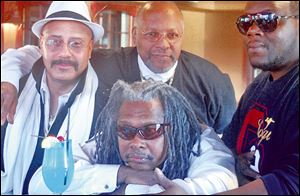 The Good the Bad and the Blues will perform Saturday at West Side Bistro.