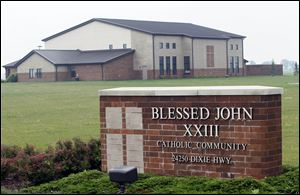 Blessed John XXIII Catholic Community.