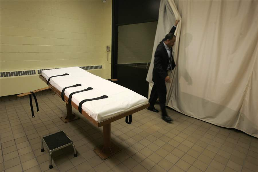 ABA expresses concern about OH plan to resume executions
