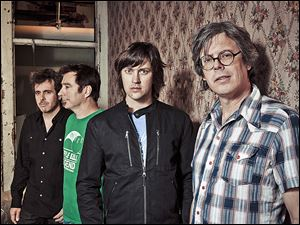 Members of the Old 97's, an alternative country band from Dallas.