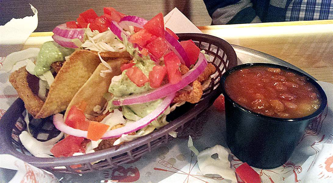 Tacos Restaurant Toledo Ohio