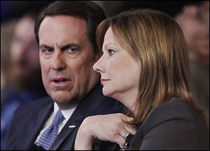 Mary Barra, CEO of General Motors, and Mark Reuss, global development chief, were rivals for GM's top job. Insiders now say Mr. Reuss may be Ms. Barra's closest ally.