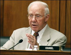 Former U.S. Rep. Jim Oberstar, who served northeastern Minnesota for 36 years, died in his sleep today. He was 79.