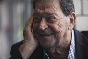 Binyamin Ben-Eliezer is a former defense minister and one-time head of the Labor Party.