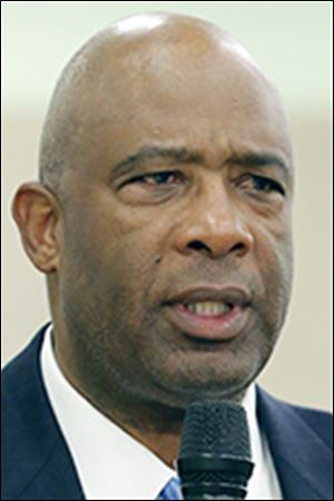 City Councilman Larry Sykes said he's 'moved on' related to his profiling accusation of two Toledo police officers.