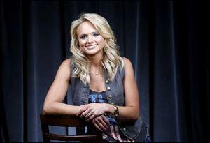Miranda Lambert leads the Country Music Television nominations by pairing up with her husband Blake Shelton, her girl group Pistol Annies and good friend Keith Urban.