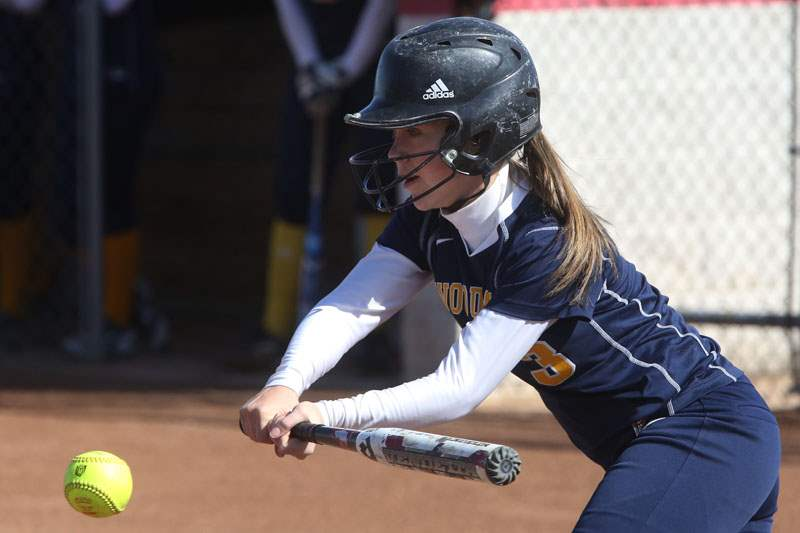 Woodmore-s-Hanna-Zollinger-bunts-in-the-top-of-the-first-inning