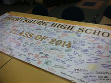 perrysburg-high-school-banner