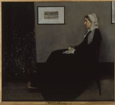 James-Whistler-s-Portrait-of-the-Artist-s-Mother