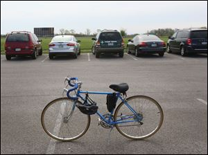 About 30 people turned out Saturday for a clinic on bike safety at Fort Meigs YMCA in Perrysburg.