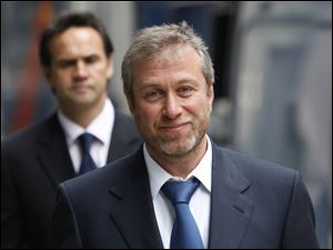 A new study of the super-rich finds that London has become the capital of the world's wealthiest, with more billionaires than any other city in the world. Chelsea football club owner Roman Abramovich is number 9 on the list, published by The Sunday Times.