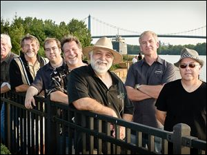 The Grape Smugglers will play Sunday at Little Eric's Foundation benefit at Forrester's on the River. The foundation raises awareness and supports research of Pediatric Brain & Childhood Cancer.