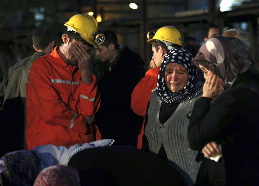 APTOPIX-Turkey-Mining-Accident-1