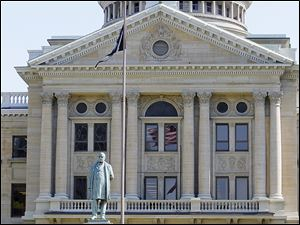Buildings like the Lucas County Courthouse were the topic of a two-day symposium.
